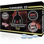 TURINABOL 10, (UFC pharm туринабол 100tab 10mg)