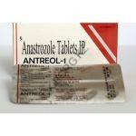 Анастрозол Knoll Antreol-1 (1таб 1 мг) 10 таблеток