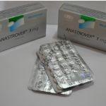 Анастрозол (Anastrover) Vermodje 25 таблеток (1таб 1 мг)