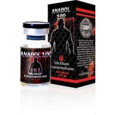 UFC PHARM ANABOL 100 (Метандростенолон 100 mg/ml 10 ml)