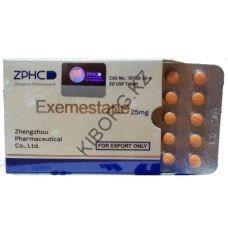 Exemestane (Экземестан) ZPHC 50x25 по лучшей цене