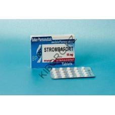 Станозолол (Balkanpharma Strombafort 10mg 100tab )