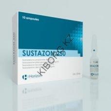 Сустанон Horizon Sustazon 10 ампул (250мг/1мл)