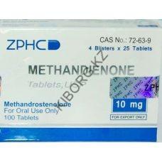 Купить Метандиенон ZPHC в Алматы, (Methandienone) 100 таблеток (1таб 10 мг) по лучшей цене