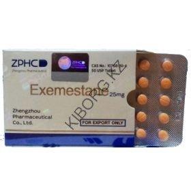 Экземестан (Exemestane) ZPHC 50 таблеток (1таб 25 мг)