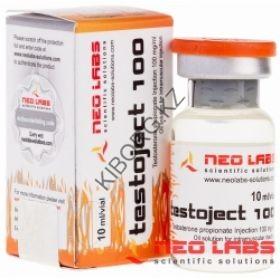 Testoject 100 (Neo Labs Testosterone Propionate 100 мг/мл 10мл)