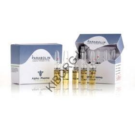 Пароболан (Parabolin) Alpha Pharma 5 ампул по 1.5мл (1амп 76.5 мг)