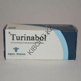 Туринабол Alpha Pharma 50 таблеток (1таб 10 мг)