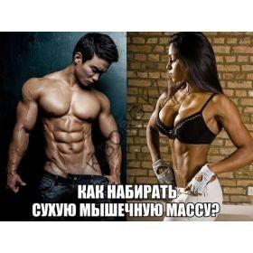 Безопасный курс на качественный набор мышечной массы