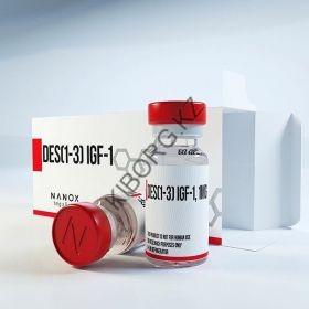 Пептид DES(1-3), IGF-1 Nanox (1 флакон 1мг)