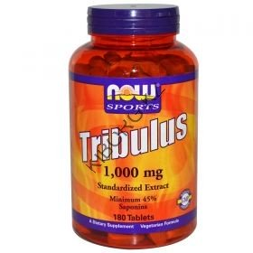 Now Foods, Tribulus (1000 мг, 90 таблеток)
