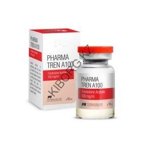 PHARMATREN A 100, (Pharmacom Тренболон Ацетат 100 мг/мл 10мл)